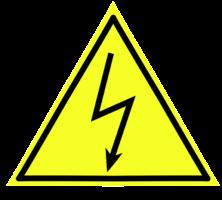 Уроки для начинающих в inkscape- знак электробезопасности