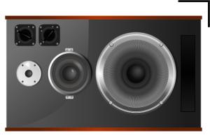 акустическая системв, дизайн