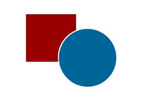 Создание прямоугольников и эллипсов