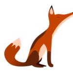 Рисуем лису с помощью b-spline