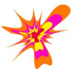 Контурные эффекты в векторном редакторе Inkscape: bspline и gear (шестеренка)