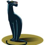 Рисуем персонажа из мультфильма в inkscape