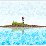 Создаем иллюстрацию с эффектом low poly в Inkscape.
