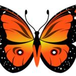 Рисуем бабочку в inkscape