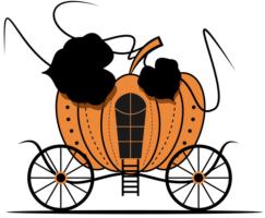 карета в inkscape