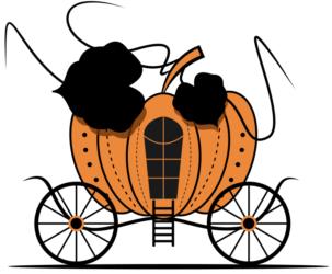 Рисуем карету для золушки в inkscape