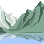 Простой способ нарисовать горы