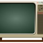 Рисуем ретро телевизор