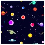Бесшовная текстура, космос