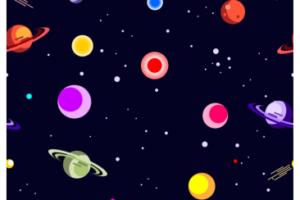 бесшовная текстура, inkscape