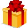 подарочная коробка inkscape