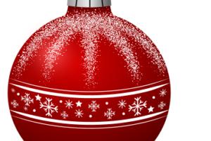 новогодний шарик, вектор