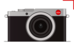 Рисунок фотоаппарата в векторе