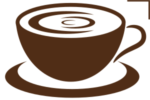 Чашка кофе из эллипсов