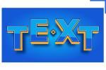 Текстовые эффекты в inkscape
