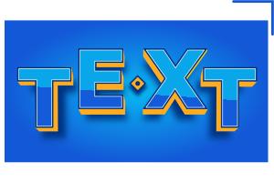 текстовые эффекты